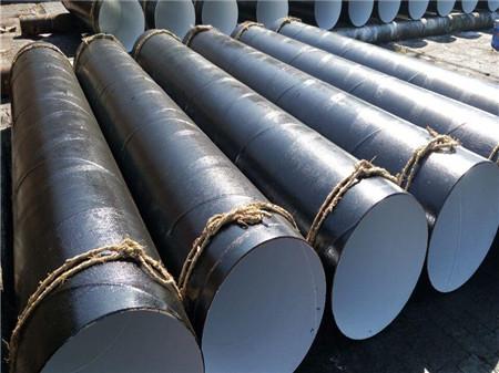 定尺6米环氧煤沥青防腐钢管