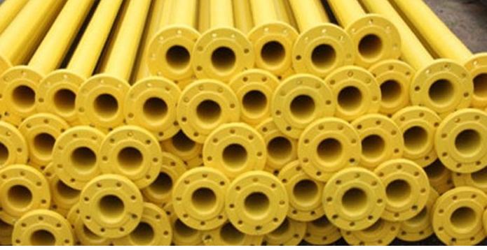 燃气管道涂塑钢管
